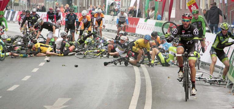 Ergo Versicherung stieg mit 20.000 € bei der haberich cycling crew ein