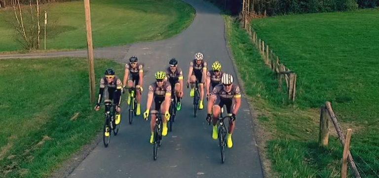 haberich cycling crew in Szene gesetzt
