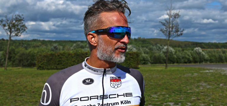 "Testobjekt: Radbrille ""Siroko K2 Triathlon"""
