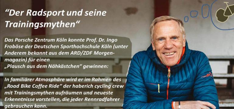 Der Radsport und seine Trainingsmythen
