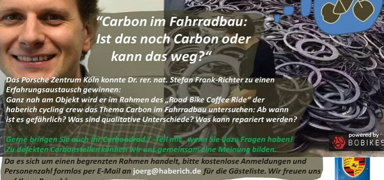 Carbon im Fahrradbau: Ist das noch Carbon oder kann das weg?