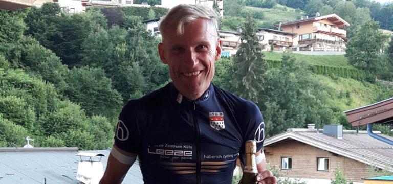 Maratona dles Dolomiti – Ein episches Event für Thomas Bartholome
