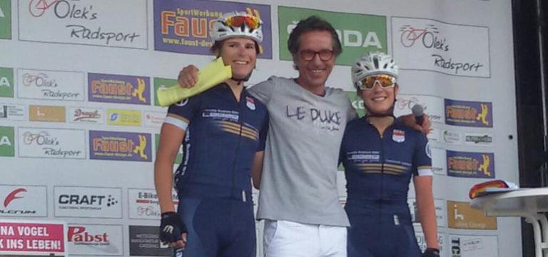 Deutsche Meisterschaft 2018 –  Elite der Damen im Zeitfahren & Straßenrennen – Rennbericht Katharina Venjakob