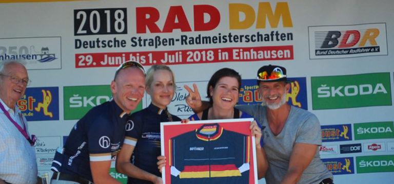 Wir sind Deutscher Meister! – ;-)
