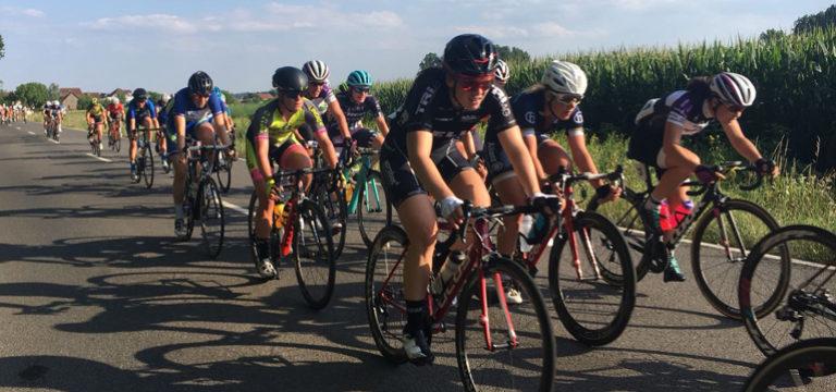 Race Support Deutsche Meisterschaft – Damen Elite Rennen – Einhausen 30.06.2018