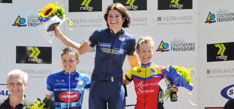 Rund in Spich 2018 – Rennen der Frauen am Samstag