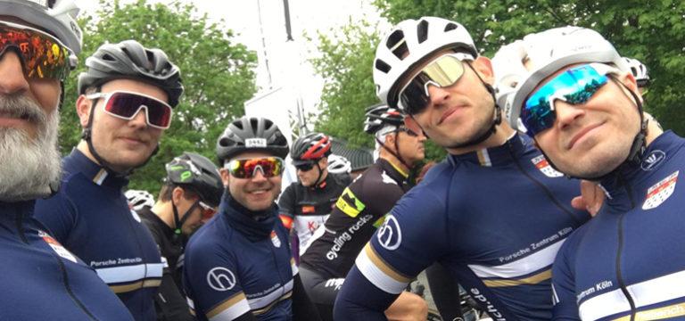 Göttingen Tour de Energie 2019 – das erste Rennen im Germany Cycling Cup Platz 4 Teamwertung und Carmen auf Platz 3 Gesamt und Platz 1 in der Altersklasse