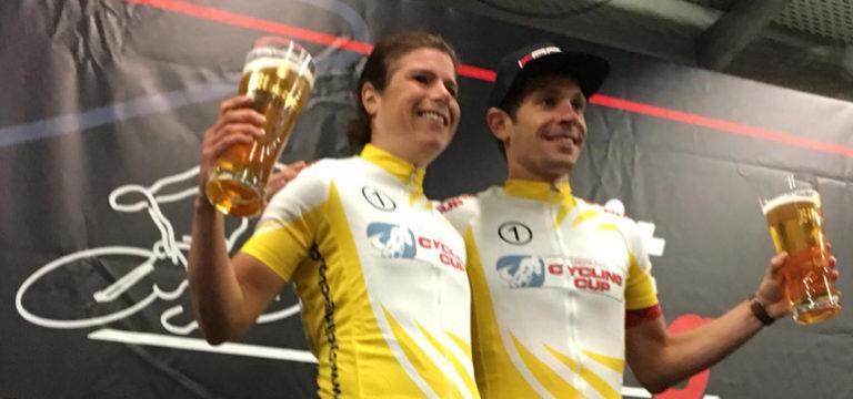 Circuit Cycling Emotionsbericht und Rennbericht von der Grünen Hölle: Platz 1 Damen gesamt und Gelbes Trikot