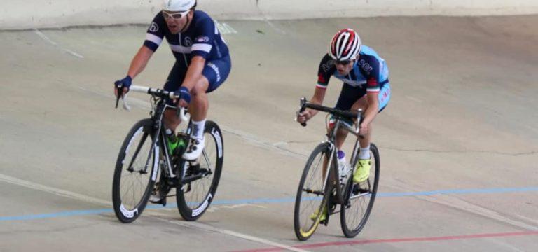 8. Lauf zum  Cup des Bike Department Ost – Rene auf der Bahn
