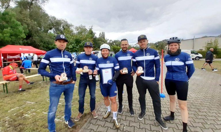 Die Crew beim Heide-Cup