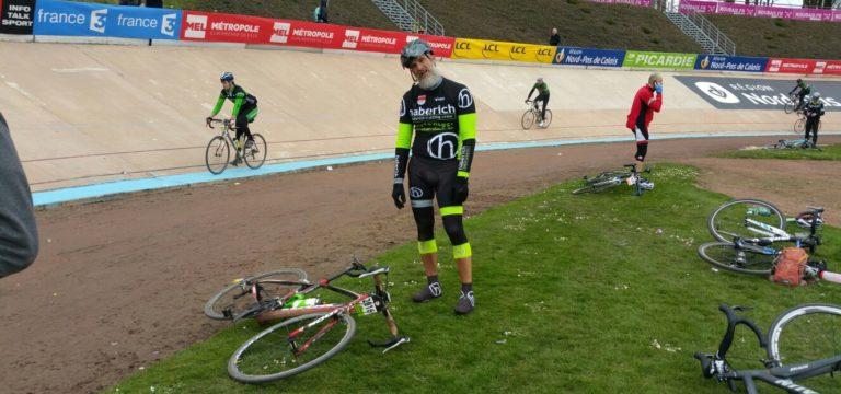 Paris Roubaix für die haberich cycling crew